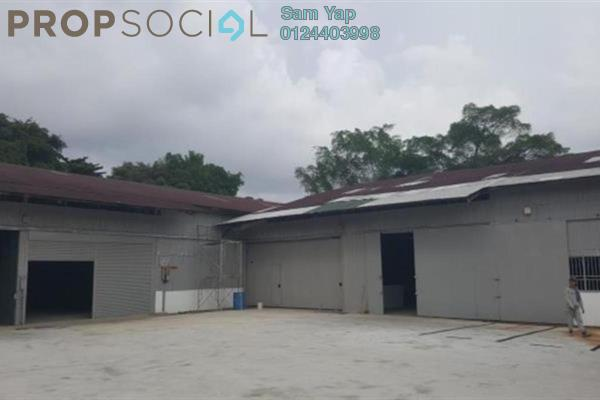 For Rent Factory at Lorong Damai 9, Ampang Hilir Freehold Unfurnished 0R/0B 22k