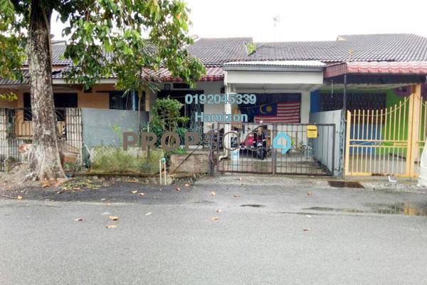 For Sale Terrace at Taman Sri Muda, Shah Alam Freehold Unfurnished 3R/3B 345k