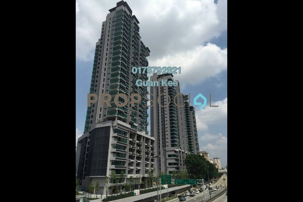 For Sale Condominium at The Leafz, Sungai Besi Freehold Semi Furnished 3R/2B 750k