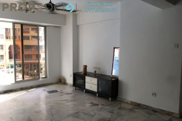 For Sale Condominium at Desa Gembira, Kuchai Lama Freehold Semi Furnished 3R/2B 380k