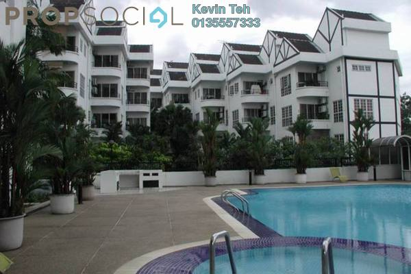 For Sale Condominium at Bukit Robson Condominium, Seputeh Freehold Semi Furnished 2R/2B 700k