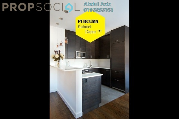 For Sale Serviced Residence at Petaling Jaya Commercial City, PJ South Freehold Semi Furnished 1R/1B 400k