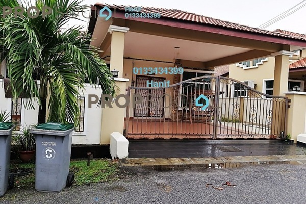For Sale Semi-Detached at Taman Kesidang Seksyen 1, Melaka Freehold Unfurnished 4R/2B 400k