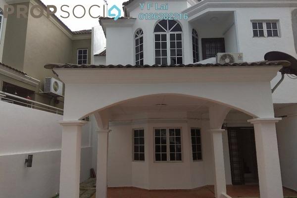 For Rent Terrace at Taman Bukit Kajang Baru, Kajang Freehold Semi Furnished 4R/3B 1.5k