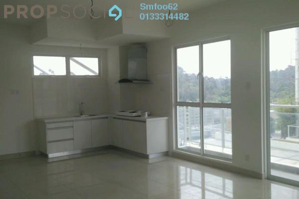 For Rent Condominium at Duet Residence, Bandar Kinrara Freehold Semi Furnished 3R/2B 1.6k