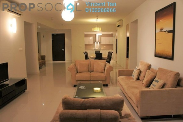 For Sale Condominium at Sri Putramas I, Dutamas Freehold Semi Furnished 3R/2B 488k