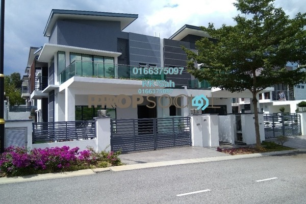 For Sale Semi-Detached at Section 2, Bandar Mahkota Cheras Freehold Fully Furnished 5R/5B 1.6m