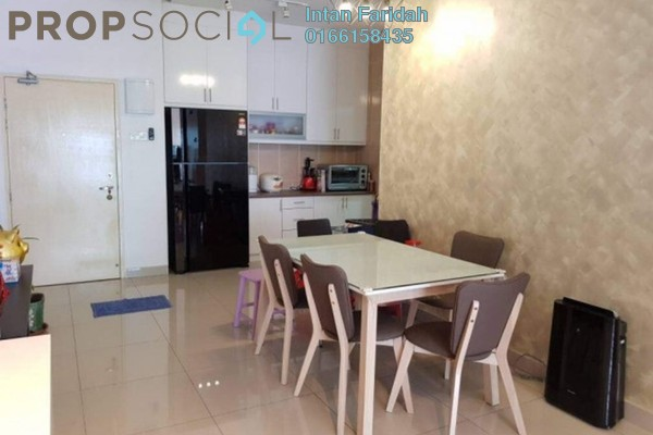 For Sale Serviced Residence at OUG Parklane, Old Klang Road Freehold Fully Furnished 0R/0B 450k