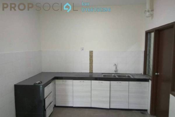 For Rent Condominium at Villa Park, Seri Kembangan Freehold Unfurnished 3R/2B 1.6k