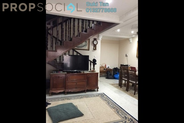For Sale Terrace at Taman Selasih, Batu Caves Freehold Semi Furnished 4R/3B 648k