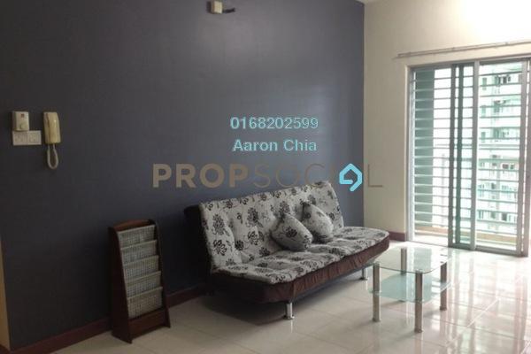 For Rent Condominium at Metropolitan Square, Damansara Perdana Freehold Fully Furnished 2R/2B 2.3k