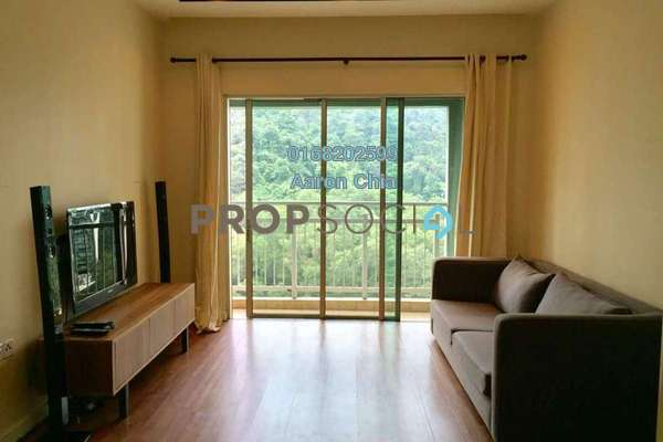 For Rent Condominium at Metropolitan Square, Damansara Perdana Freehold Fully Furnished 3R/2B 2.25k