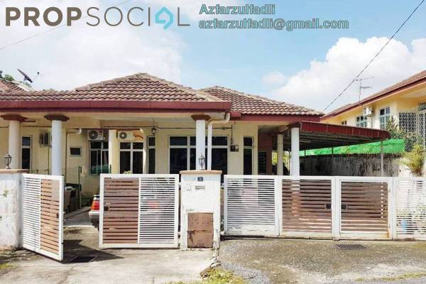 For Sale Terrace at Taman Dahlia, Sepang Freehold Unfurnished 3R/2B 440k