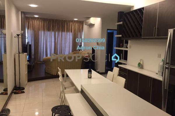 For Rent Condominium at Metropolitan Square, Damansara Perdana Freehold Fully Furnished 3R/2B 2.75k
