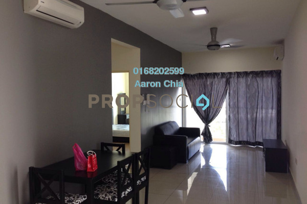 For Rent Condominium at Metropolitan Square, Damansara Perdana Freehold Fully Furnished 2R/2B 2.4k