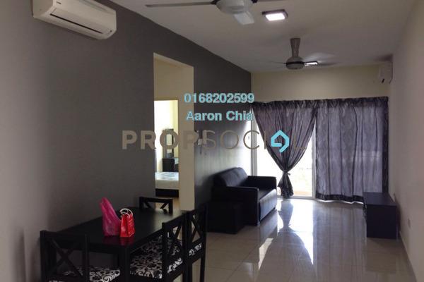 For Rent Condominium at Metropolitan Square, Damansara Perdana Freehold Fully Furnished 2R/2B 2.4k