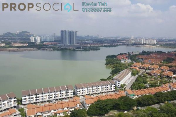 For Rent Condominium at Elevia Residences, Bandar Puchong Utama Freehold Semi Furnished 3R/2B 1.8k