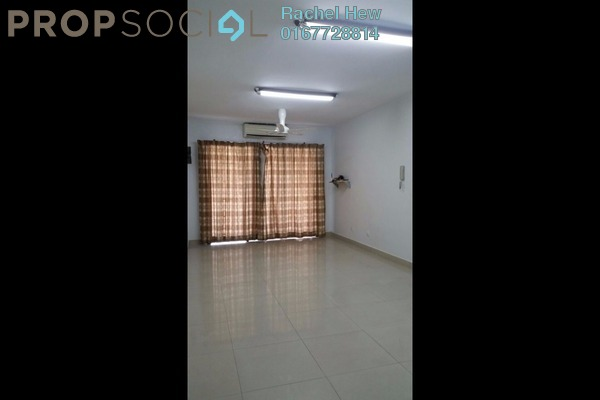 For Sale Condominium at D'Alamanda, Cheras Leasehold Semi Furnished 3R/2B 520k