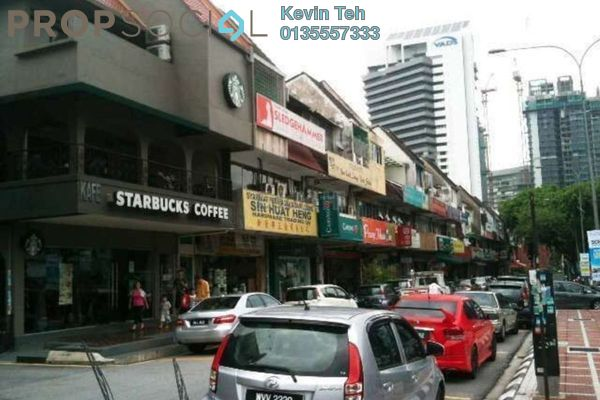 For Rent Shop at Pinggiran Taman Tun Dr Ismail, TTDI Freehold Unfurnished 0R/0B 12k