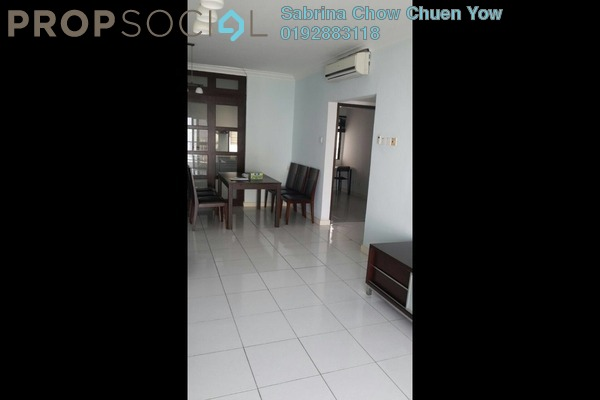 For Sale Apartment at Angkupuri, Mont Kiara Freehold Fully Furnished 3R/2B 800k