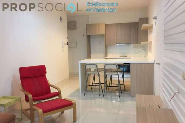 For Rent Condominium at Tropicana Gardens, Kota Damansara Freehold Fully Furnished 1R/1B 2k