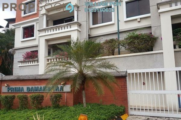 For Rent Condominium at Prima Damansara, Damansara Heights Freehold Semi Furnished 3R/3B 5.5k