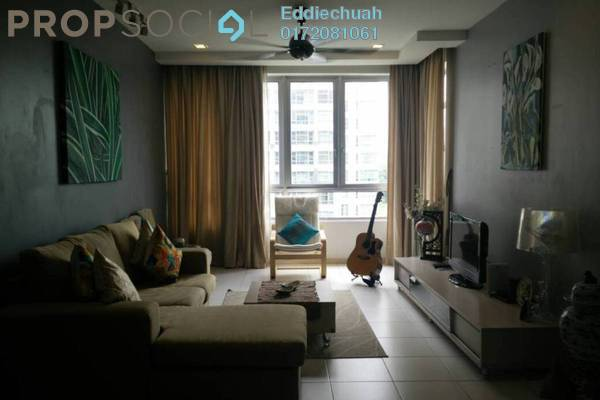 For Rent Condominium at The Tamarind, Sentul Freehold Fully Furnished 3R/3B 2k