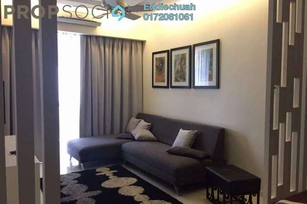 For Rent Condominium at Cascades, Kota Damansara Freehold Fully Furnished 1R/1B 2.0千