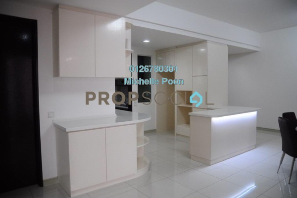For Sale Condominium at Seringin Residences, Kuchai Lama Freehold Semi Furnished 4R/4B 1.25m