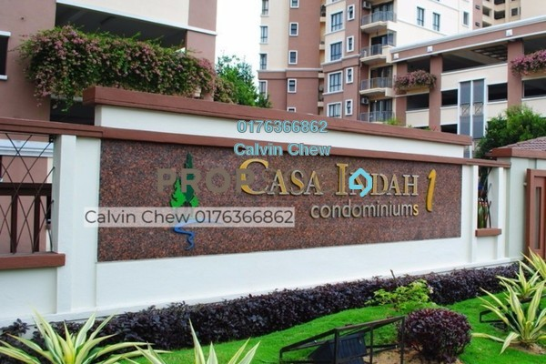 For Sale Condominium at Casa Indah 1, Tropicana Freehold Unfurnished 0R/0B 697k