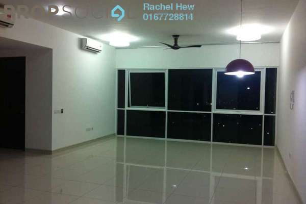 For Rent Condominium at Seringin Residences, Kuchai Lama Freehold Semi Furnished 3R/2B 2.4k