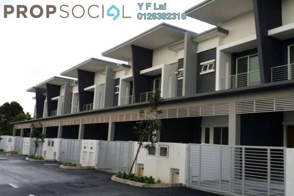 For Sale Terrace at Ridgeview Residences, Kajang Freehold Unfurnished 4R/3B 750k