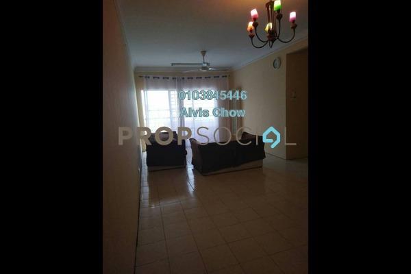 For Rent Condominium at Cengal Condominium, Bandar Sri Permaisuri Freehold Semi Furnished 3R/2B 1.6k