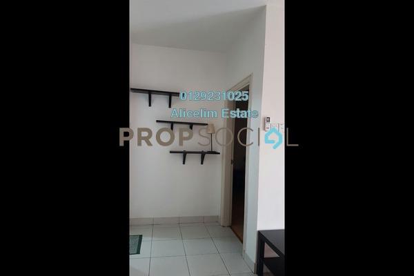 For Rent Condominium at Pelangi Damansara Sentral, Mutiara Damansara Freehold Fully Furnished 2R/2B 1.5k