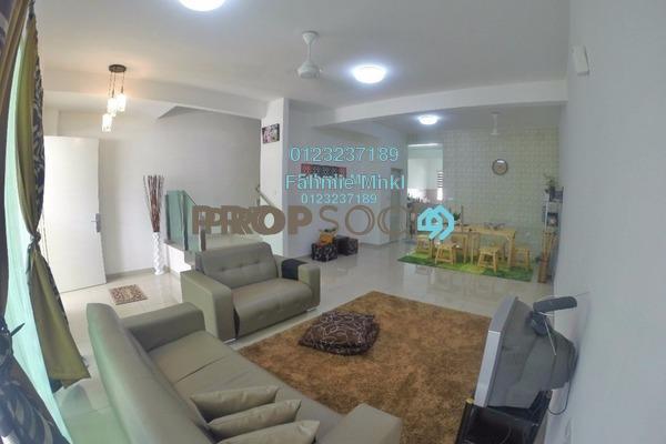 For Sale Terrace at Alwinix, Bandar Sri Sendayan Freehold Unfurnished 4R/3B 430k