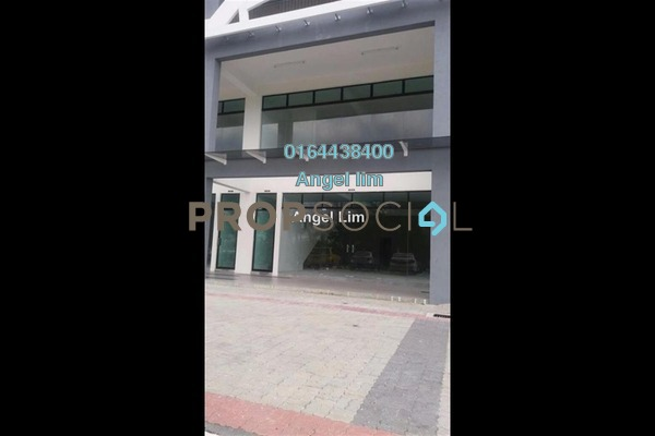 For Rent Shop at Putra One, Bukit Rahman Putra Freehold Unfurnished 0R/0B 4k