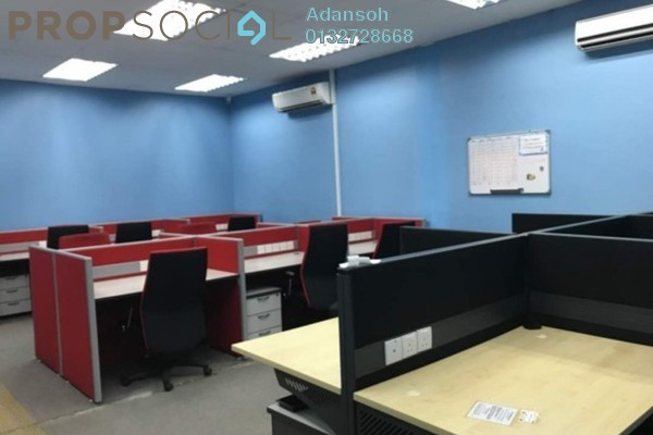 For Rent Office at Sentul Boulevard, Sentul Freehold Fully Furnished 0R/2B 4k