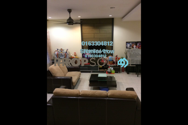 For Sale Terrace at Puchong Hartamas, Puchong Freehold Semi Furnished 5R/3B 1.03m