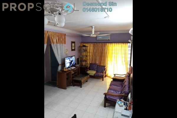 For Sale Condominium at Springfield, Sungai Ara Freehold Semi Furnished 3R/2B 450k