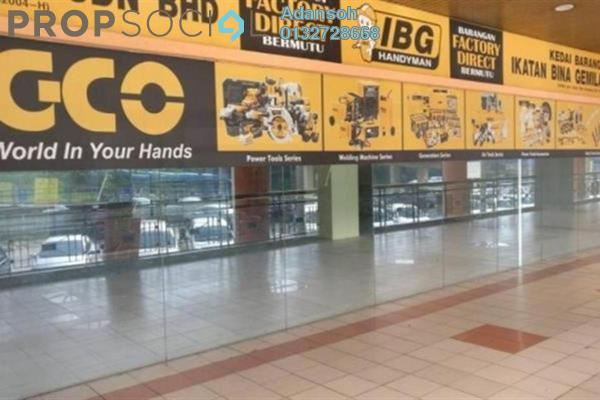 For Rent Shop at Selayang Capitol, Selayang Freehold Unfurnished 0R/1B 4k