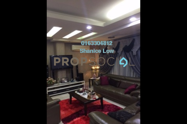 For Sale Terrace at Puchong Hartamas 2, Puchong Freehold Semi Furnished 4R/3B 920k