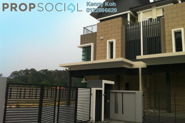 For Sale Semi-Detached at BK5, Bandar Kinrara Freehold Unfurnished 5R/5B 2.5m