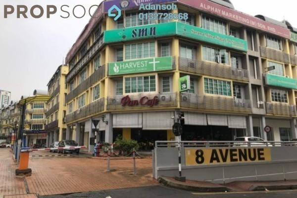 For Sale Shop at 8 Avenue, Petaling Jaya Freehold Unfurnished 0R/2B 1.7m