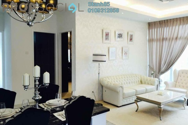 For Sale Condominium at The Atlantis Residences, Melaka Freehold Unfurnished 1R/1B 375k