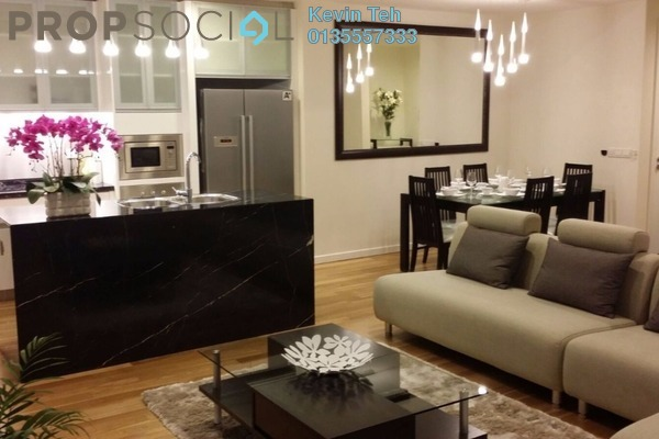 For Rent Condominium at St Mary Residences, KLCC Freehold Fully Furnished 2R/2B 7.5k