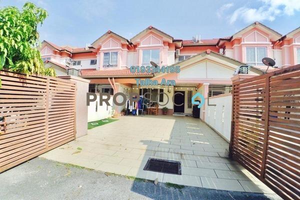 For Sale Terrace at Taman Impian Putra, Bandar Seri Putra Freehold Unfurnished 4R/3B 445k