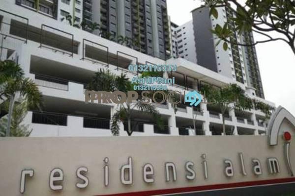 For Rent Condominium at Residensi Alami, Shah Alam Freehold Fully Furnished 3R/2B 2.4k