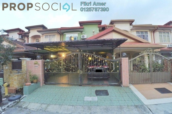 For Sale Terrace at Suadamai, Bandar Tun Hussein Onn Freehold Semi Furnished 4R/3B 680k