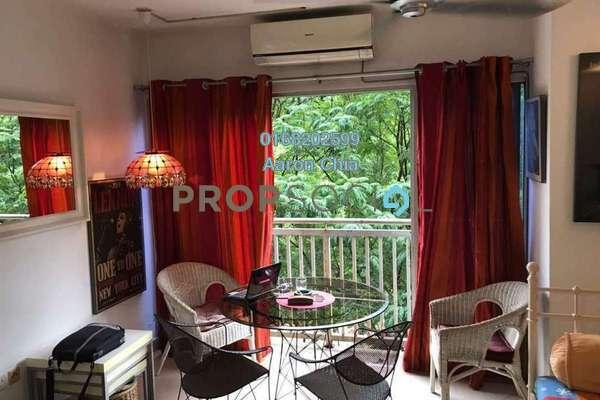 For Rent Condominium at Perdana Exclusive, Damansara Perdana Freehold Fully Furnished 1R/1B 1.2k