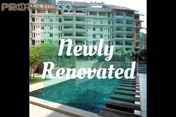 For Sale Condominium at Seri Maya, Setiawangsa Freehold Unfurnished 3R/3B 1.1m